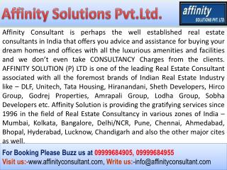 DLF New Projects  @@@ 09999684905 @@@ DLF New Property