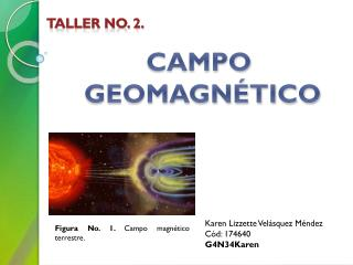 CAMPO  GEOMAGNÉTICO
