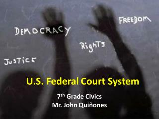 U.S. Federal Court System