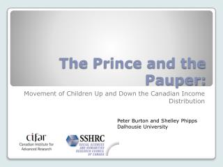 The Prince and the Pauper: