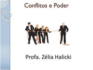 Conflitos  e Poder