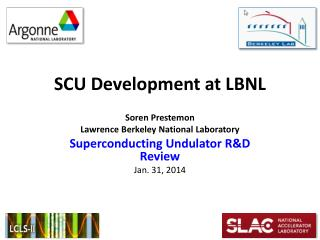 SCU Development at LBNL