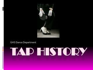 Tap History
