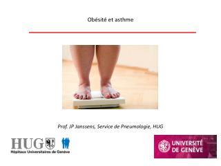 Obésité et  asthme