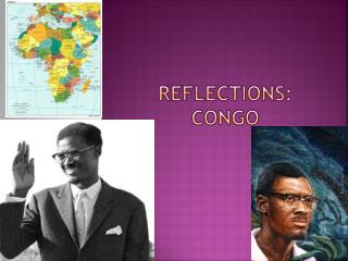 Reflections: Congo