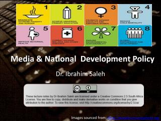 Media & National  Development Policy