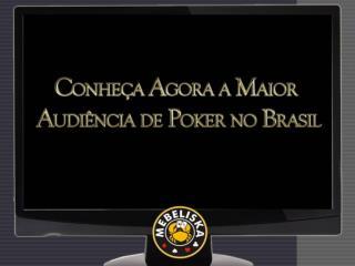 O Poker  como Esporte