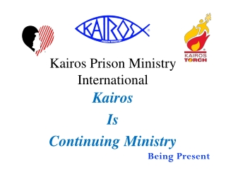 Kairos Prison Ministry International