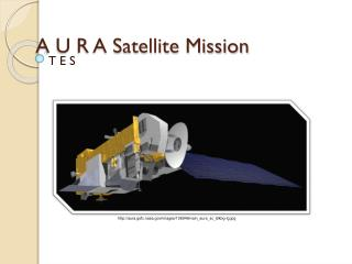 A U R A Satellite Mission