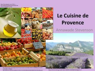 Le Cuisine de Provence
