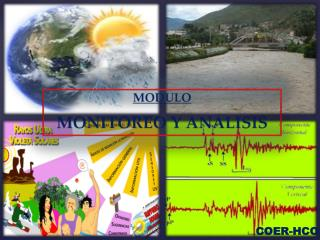 MODULO MONITOREO Y ANALISIS