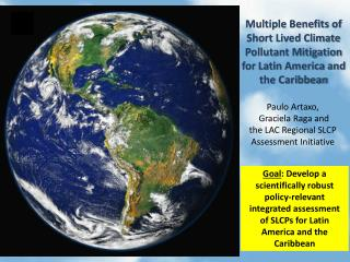 Multiple Benefits of Short Lived Climate Pollutant Mitigation for Latin America and the Caribbean