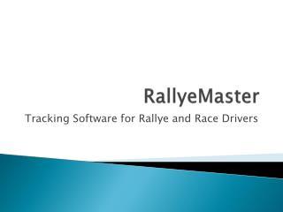 RallyeMaster