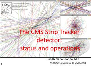 The CMS Strip Tracker detector:  status and operations