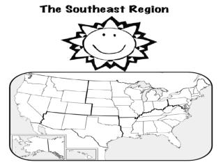 Southeast Vocabulary