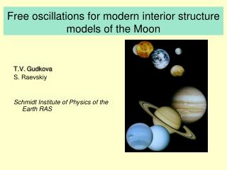 Free oscillations for modern interior structure models of the Moon