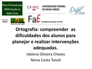 Idalena Oliveira Chaves Neiva Costa Toneli