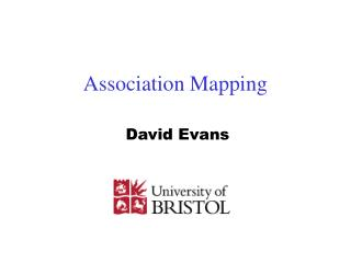 Association Mapping