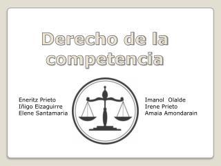 Derecho de la competencia