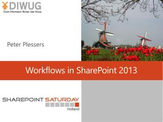 Workflows in SharePoint  2013