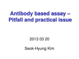 2013 03 20 Seok-Hyung  Kim