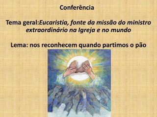 Realização:  Diocese de Novo Hamburgo Coordenação: Pe. Luciano Almeida Martins