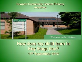 Newport Community School Primary Academy