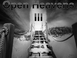 Open  Heavens III