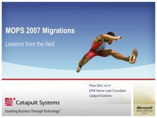 MOPS 2007 Migrations
