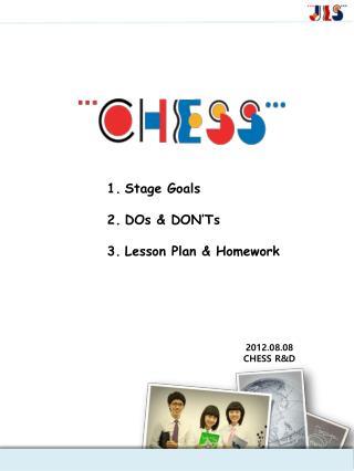 2012.08.08 CHESS R&D