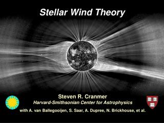 Stellar Wind Theory