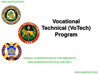 Vocational Technical (VoTech) Program