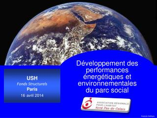 USH Fonds Structurels Paris 16 avril 2014