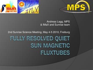 Fully resolved quiet  Sun  magnetic fluxtubes