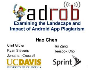 Examining the Landscape and Impact of Android App Plagiarism