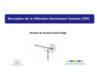 Secteur du Touquet-Paris-Plage