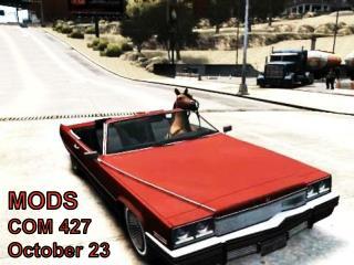MODS COM 427 October 23
