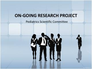 On-going Research Project