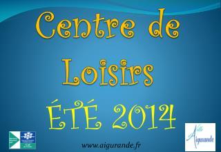 Centre de Loisirs