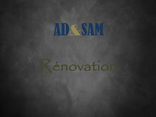 AD & SAM Rénovation