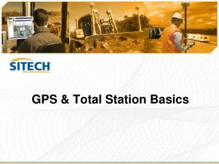 GPS & Total Station Basics