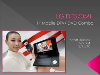 LG DP570MH