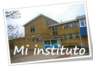 Mi instituto
