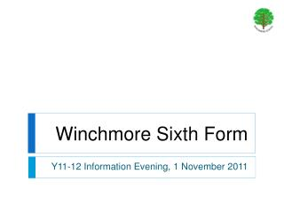 Winchmore  Sixth Form