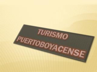 TURISMO  PUERTOBOYA c EN s E