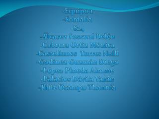 -Equipo 1 -Somalia -624 -Álvarez Pascual Belén -Cabrera Ortiz Mónica -Castellanos  Torres Nelli