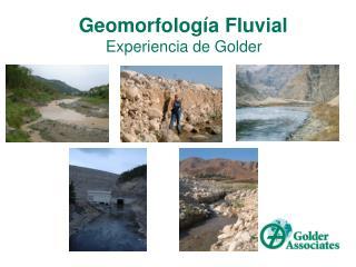 Geomorfolog�a  Fluvial