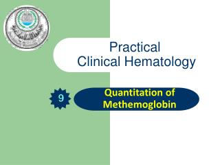 Practical  Clinical Hematology