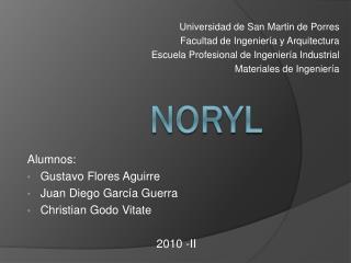 NORYL