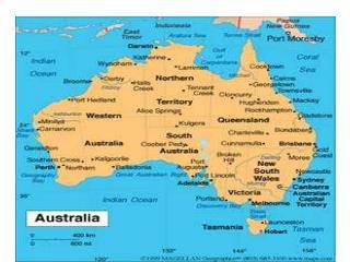 Aborigines – the first people of Australia